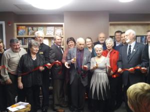 Jack MacLaren - Opening of Pakenham Library