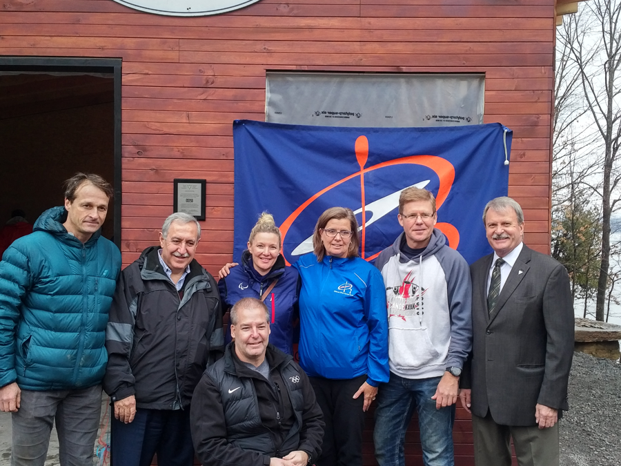 Ottawa River Canoe Club Opens New Accessible Building