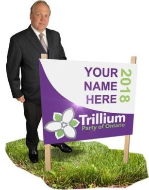 Trillium Party is Growing……Again!