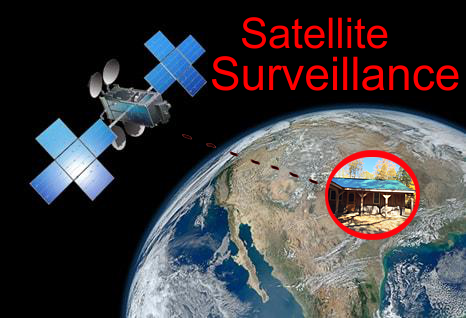 Press Release — Government Spying with Satellite Surveillance