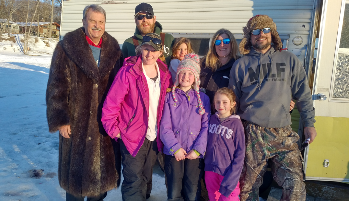 10th Annual Constance Bay Kids' Fishing Derby on Buckham's Bay