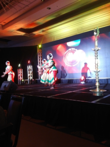 Dancing Entertainment at the NCCT Grand Gala 2018